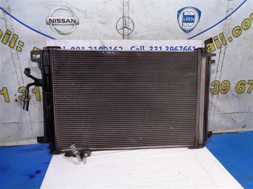 MERCEDES TERMICO CLIMA  MERCEDES CLASSE C 220 CDI '09 RADIATORE A/C