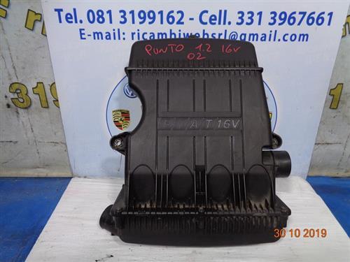 FIAT TERMICO CLIMA  FIAT PUNTO 1.2 16v '02 SCATOLA FILTRO 735275091