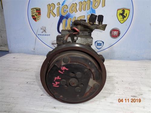 ALFA ROMEO TERMICO CLIMA  ALFA ROMEO 147 1.9 MLTJ COMPRESSORE A/C 60653652