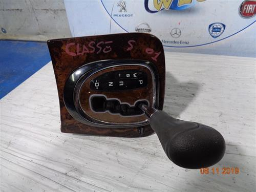 MERCEDES MECCANICA  MERCEDES CLASSE S '01 LEVA CAMBIO AUTOMATICA IN RADICA