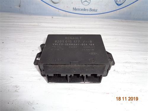 RENAULT ELETTRONICA  RENAULT MASTER '13 MODULO DI CONTROLLO SERSORI PARCHEGGIO 8201015177