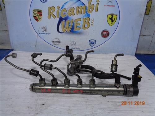 ALFA ROMEO MECCANICA  ALFA ROMEO 159 2.4 JTDM FLAUTO INIETTORI 55209573