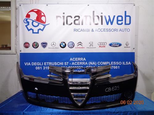 ALFA ROMEO CARROZZERIA  ALFA ROMEO 159 PARAURTI ANTERIORE BLU (MANCA FENDINEBBIA DX) *