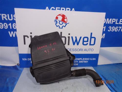 LANCIA TERMICO CLIMA  LANCIA Y 1.2 B 8v '05 SCATOLA FILTRO 46800166