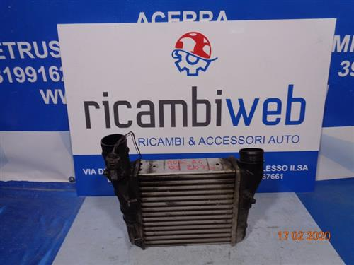 AUDI TERMICO CLIMA  AUDI A4 2.0 TDI '05 RADIATORE INTERCOOLER 8E0145805AA
