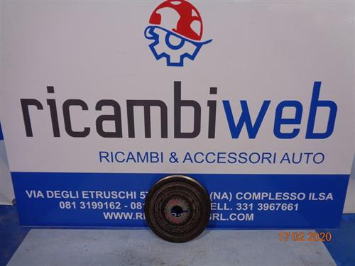 RENAULT MECCANICA  RENAULT CLIO 1.5 DCI '04 PULEGGIA ALBERO MOTORE