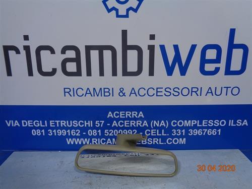 AUDI CARROZZERIA  AUDI A6 - A3 '06 SPECCHIETTO INTERNO RETROVISORE BEIGE