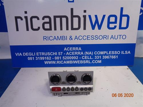 ALFA ROMEO TERMICO CLIMA  ALFA ROMEO 156 TASTIERA A/C DIGITALE 1560334760