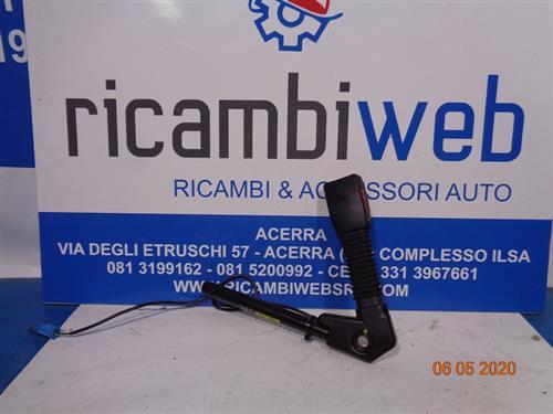 MINI ELETTRONICA  MINI COOPER R50 '03 PRETENSIONATORE ANTERIORE DX (SPINOTTO BLU)
