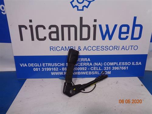 MINI ELETTRONICA  MINI COOPER R50 '03 PRETENSIONATORE ANTERIORE SX (SPINOTTO BLU)