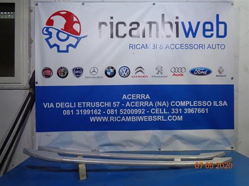 FIAT ACCESSORI  FIAT CROMA BARRE LONGITUDINALI DX-SX (GRAFFIATE)