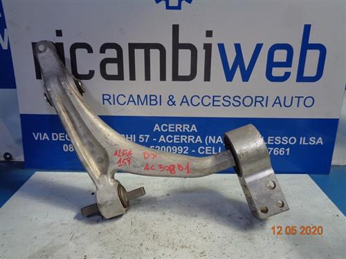 ALFA ROMEO MECCANICA  ALFA ROMEO 159 2.4 JTDM BRACCETTO ANTERIORE DX