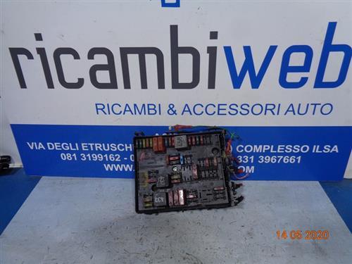 AUDI ELETTRONICA  AUDI A3 1.9 TDI '04 CENTRALINA PORTA FUSIBILI 01394932