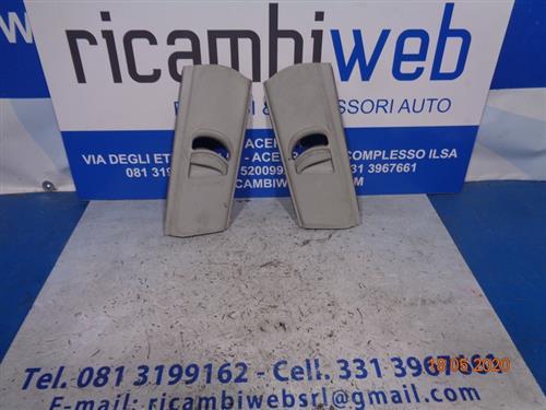AUDI CARROZZERIA  AUDI A3 '06 PLASTICHE CINTURE DI SICUREZZA DX - SX