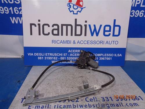 ALFA ROMEO CARROZZERIA  ALFA ROMEO 166 '02 CREMAGLIERA ANTERIORE SX