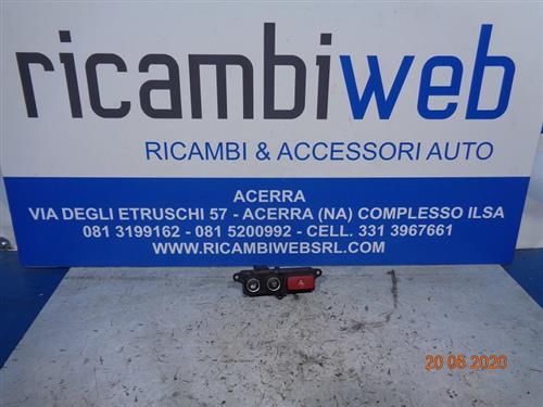 ALFA ROMEO ELETTRONICA  ALFA ROMEO 159 PULSANTIERA CENTRALE (4 FRECCE - CHIUSURA SPORTELLI)
