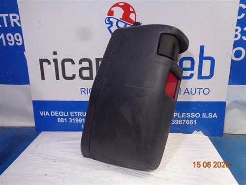 FIAT CARROZZERIA  FIAT DUCATO CANTONALE POSTERIORE SX NERO OPACO (GRAFFIATO)