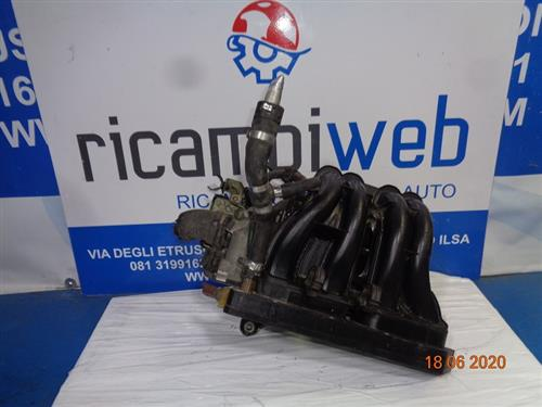 FIAT MECCANICA  FIAT BRAVO 1.4 BENZINA COLLETTORE ASPIRAZIONE COMPLETO 1284477615 *