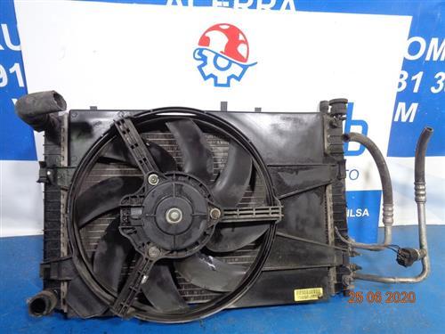 FORD TERMICO CLIMA  FORD FIESTA 1.4 B '05 KIT RADIATORI COMPLETO (ACQUA - A/C - VENTOLA)
