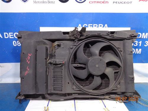 PEUGEOT TERMICO CLIMA  PEUGEOT 307  HDI KIT RADIATORI COMPLETO (ACQUA - A/C - VENTOLA)