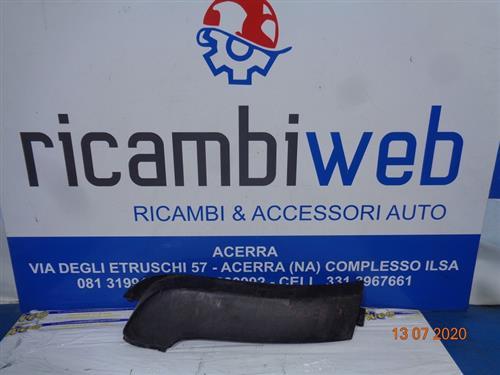 MINI CARROZZERIA  MINI COOPER S '04 SPOILER INFERIORE ANTERIORE DX 7130312 (GRAFFIATO)