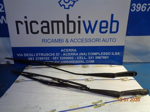 SEAT CARROZZERIA  SEAT IBIZA '05 BRACCI SPAZZOLE TERGICRISTALLO ANTERIORE DX - SX