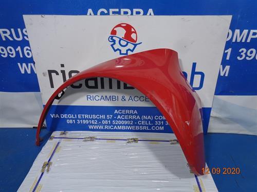 SMART CARROZZERIA  SMART FORTWO '03 PARAFANGO POSTERIORE SX ROSSO