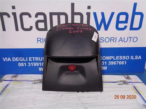 FIAT ELETTRONICA  FIAT SCUDO - CITROEN JUMPY DISPLAY CENTRALE 9664222280 - 1401017877