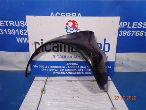 SMART CARROZZERIA  SMART 450 PARAFANGO POSTERIORE SX NERO