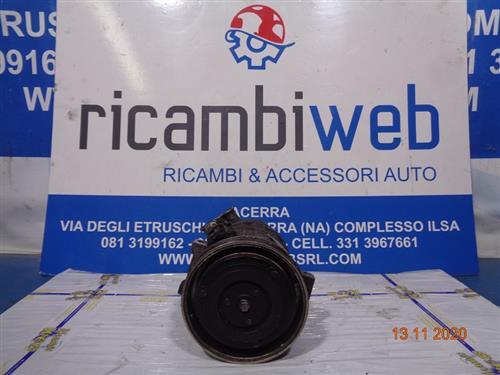 ALFA ROMEO TERMICO CLIMA  ALFA ROMEO BRERA 3.2 JTS V6 20v COMPRESSORE ARIA CONDIZIONATA 60693333