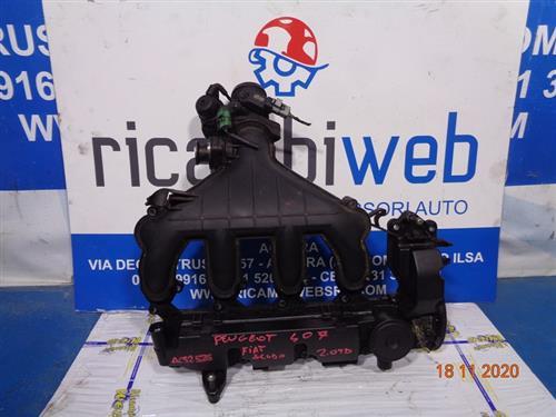 PEUGEOT MECCANICA  PEUGEOT 407 FIAT SCUDO '05 COLLETTORE ASPIRAZIONE COMPLETO 9645977980