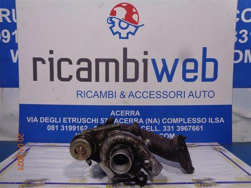 ALFA ROMEO MECCANICA  ALFA ROMEO 156 1.9 JTD 105CV TURBINA