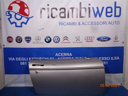 FIAT CARROZZERIA  FIAT BARCHETTA SPORTELLO DX GRIGIO ARGENTO