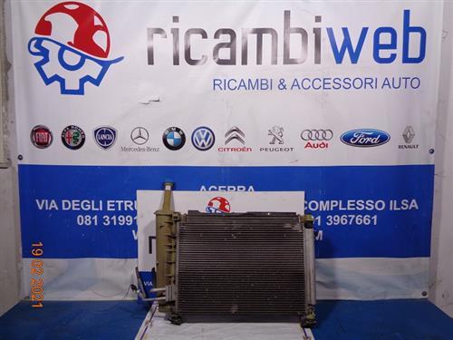 FIAT TERMICO CLIMA  FIAT 500 1.2 B '010 KIT RADIATORI