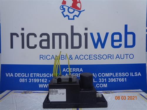 MERCEDES ELETTRONICA  MERCEDES CLK '99 CENTRALINA CHIUSURA CENTRALIZZATA BOSCH 0132006360 *