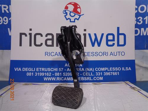 MERCEDES MECCANICA  MERCEDES CLASSE C W204 '08 PEDALE FRENO (CAMBIO AUTOMATICO)