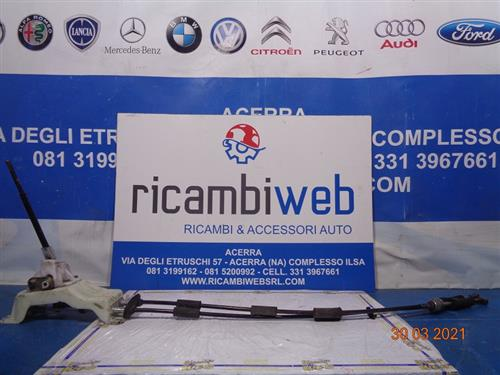 ALFA ROMEO MECCANICA  ALFA ROMEO 147 1.9 JTD LEVA CAMBIO 6 MARCE 55347086