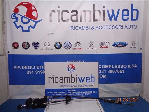 FIAT MECCANICA  FIAT 500 1.2 B '09 LEVA CAMBIO 6071690101