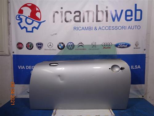 MINI CARROZZERIA  MINI COOPER R50/R53 SPORTELLO SX GRIGIO ARGENTO (BOZZATO)