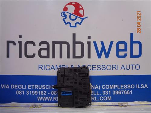 ALFA ROMEO ELETTRONICA  ALFA ROMEO MITO '06 CENTRALINA BLUE&ME 50508494