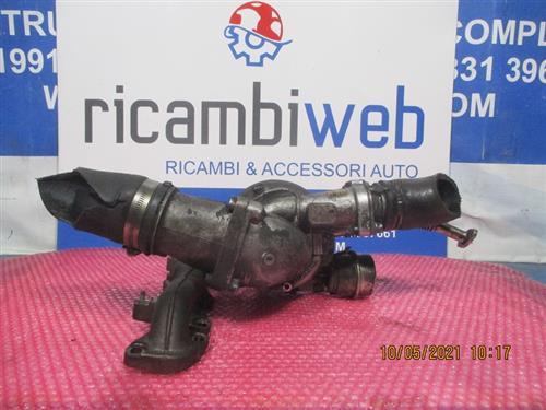 ALFA ROMEO MECCANICA  ALFA ROMEO 159 2.4 JTDM 200cv TURBINA 55204598 53049700052 MG50176718