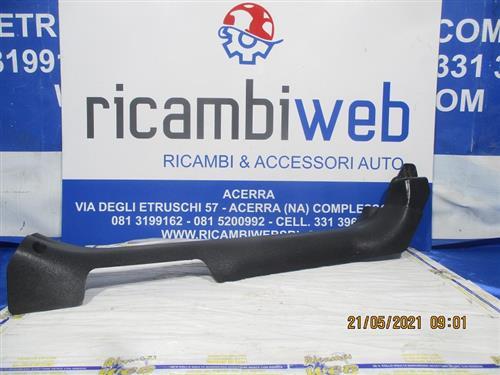 FIAT CARROZZERIA  FIAT PANDA BATTITACCO ANTERIORE SX NERO 735340290