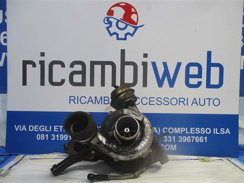 ALFA ROMEO MECCANICA  ALFA ROMEO 156 / LANCIA LYBRA 2.4 JTD TURBINA 46769104 GEOM. VARIABILE