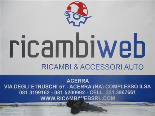 AUDI MECCANICA  AUDI A4 1.9 TDI 130cv 1 INIETTORE BOSCH 0414720214