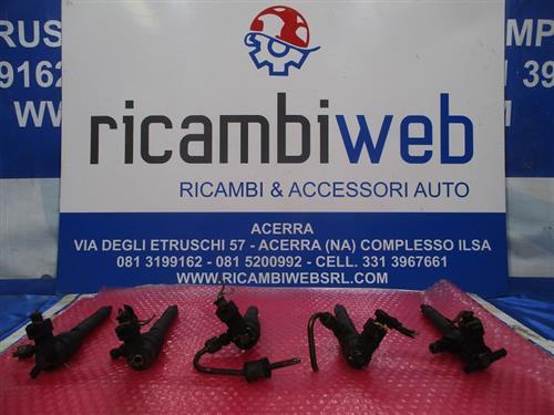ALFA ROMEO MECCANICA  ALFA ROMEO 159 2.4 JTDM 200cv INIETTORI BOSCH 0445110213 (PREZCADAUNO)