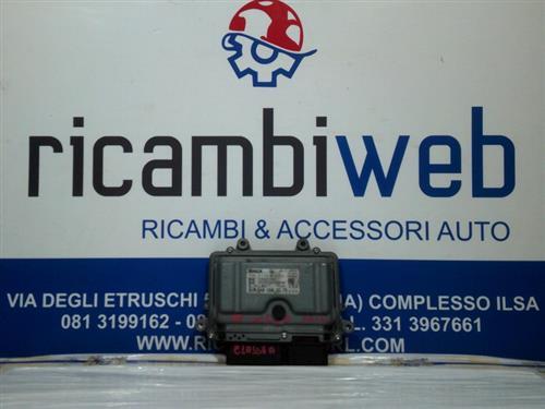 MERCEDES MECCANICA  MERCEDES CLASSE A 2.0 CDI W169 CENTRALINA MOTORE A6401502579 *