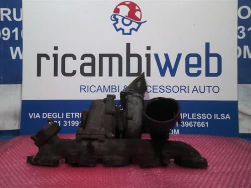 ALFA ROMEO MECCANICA  ALFA ROMEO 159 BRERA 2.4 JTDM TURBINA GARRETT 55208456