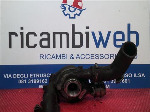 ALFA ROMEO MECCANICA  ALFA ROMEO 159 1.9 JTDM 150CV TURBINA FGP 55211064-K3080742