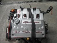 ALFA ROMEO MECCANICA  ALFA ROMEO 147 1.6 16V 120CV MOTORE CODICE AR32104