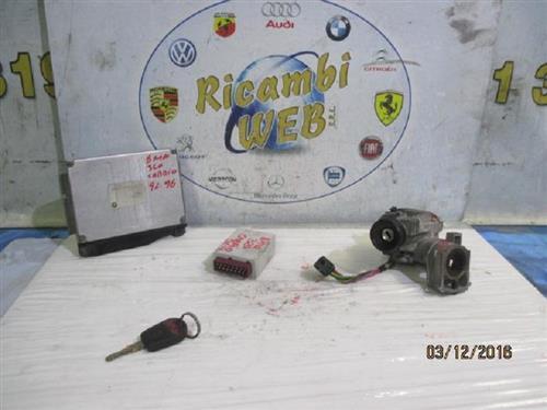 BMW ELETTRONICA  BMW 320 CABRIO 1992/1996 2.0 BENZINA KIT CHIAVI CODICE 1708421*PROMO*
